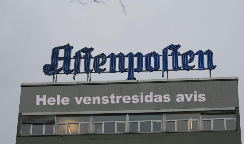 Strid mellom Aftenposten og Klassekampen