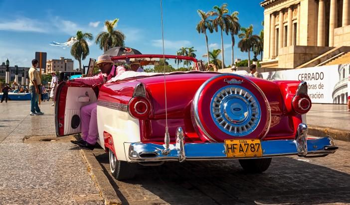 STERK VEKST I USA-TURISTER TIL CUBA