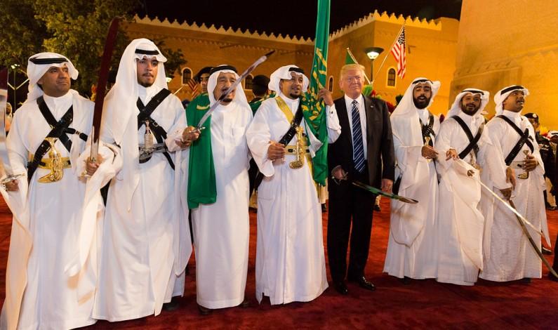 TRUMP TIL MUSLIMSKE LEDERE: –JAG ISLAMISTENE BORTE FRA SAMFUNNENE DERES!