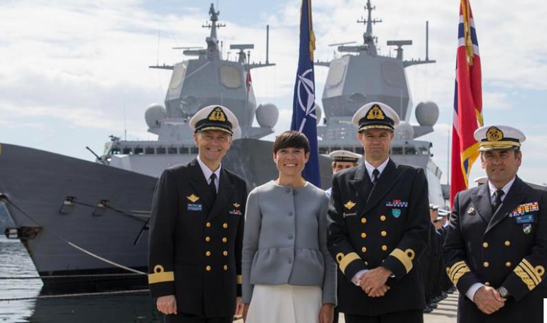 NY NORSK KOMMANDO I NATO-STYRKE