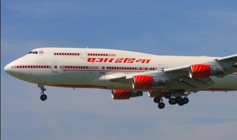 STATSMINISTER MODI VIL SELGE AIR INDIA