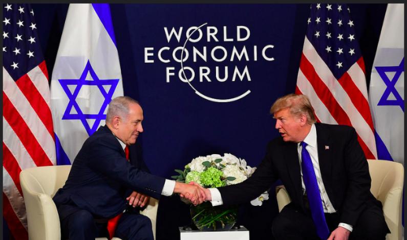 President Trump truer palestinerne med bistandsstopp