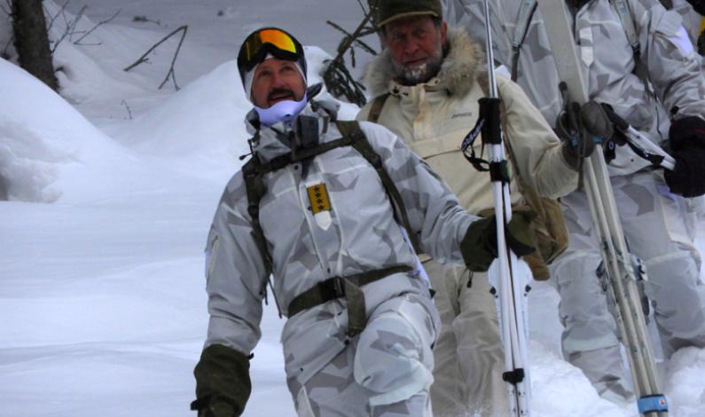 75 år siden Tungtvannsaksjonen: Kronprins Haakon fulgte sabotørenes rute