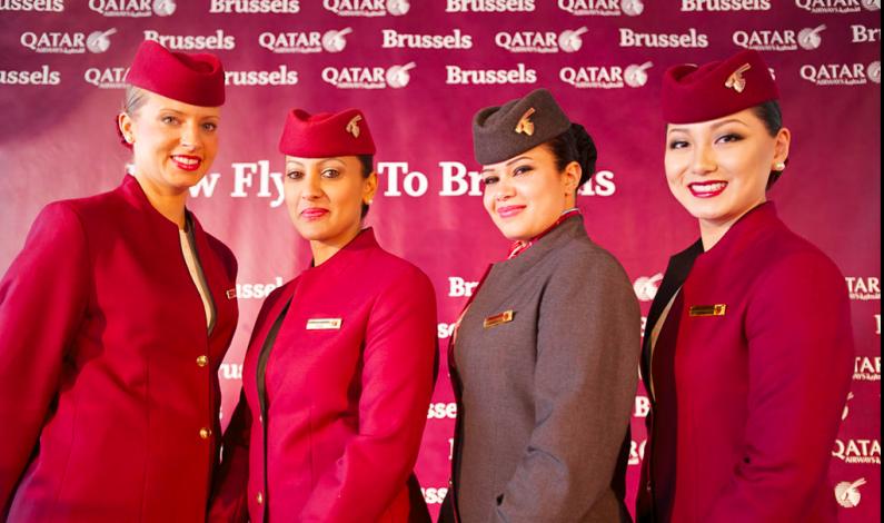 QATAR-AIRWAYS-SJEFEN: INGEN KVINNE VILLE GREID MIN JOBB