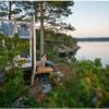 Senk skuldrene i svenske glasshus