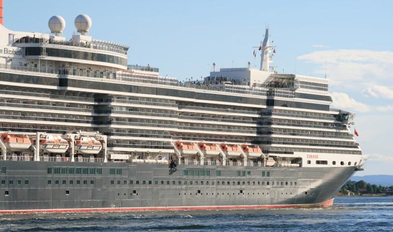 Oslo som cruisehavn skal vokse med 20 prosent i 2019