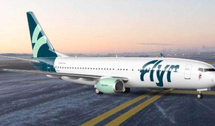 NYETABLERTE FLYR SATSER OGSÅ PÅ BOEING 737-800
