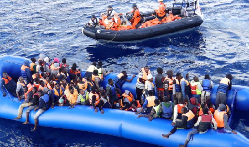 Migrantstrømmen over Middelhavet: Menn fra Bangladesh utgjør en av de største gruppene
