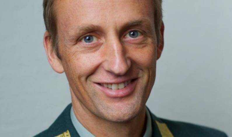 Eirik Johan Kristoffersen ny sjef for  Heimevernet