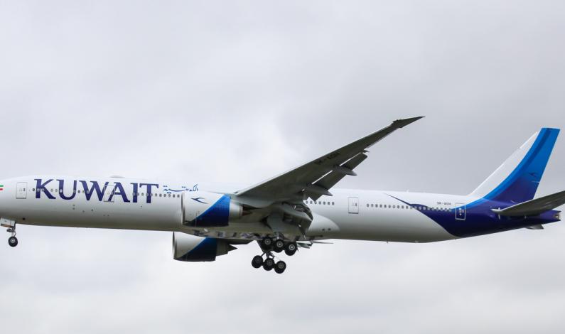KUWAIT AIRWAYS KAN NEKTE Å TA ISRAELSKE PASSASJERER