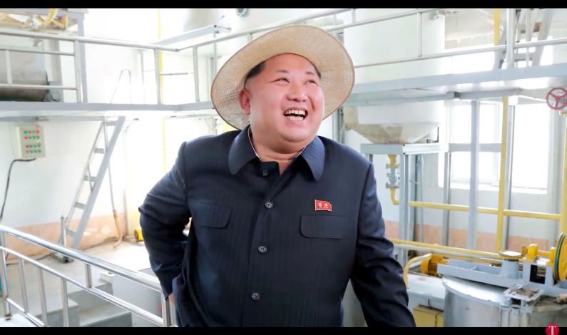 – NORD-KOREA VIL UTSTYRE LANGTREKKENDE RAKETTER MED BIOLOGISKE VÅPEN