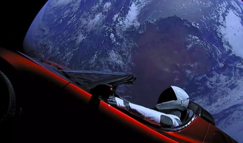 Elon Musk skapte  VERDENSROM-SENSASJON