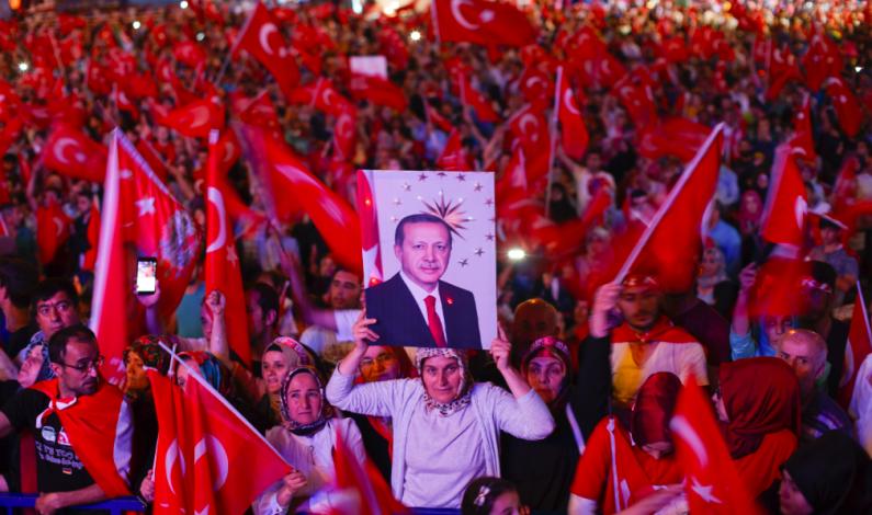 Ordkrig mellom Israel og Tyrkia