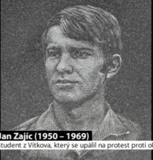 Tsjekkia minnes Jan Zajic
